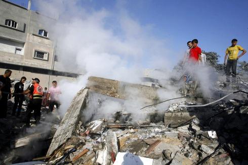 new-attacks-on-gaza-2014-3