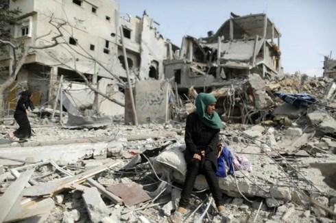 Gaza.-Reuters