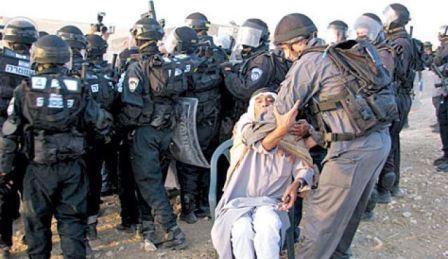 Israel-to-demolish-entire-Palestinian-village-in-Negev