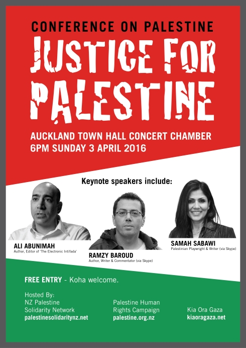 Conference on Palestine Poster AKL 02 FT