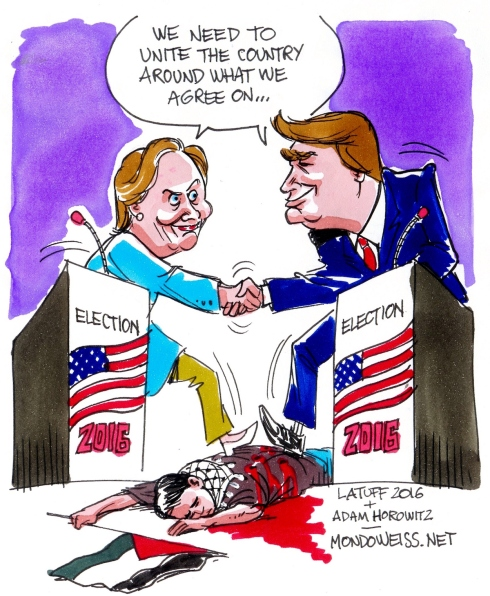 us-election-for-palestine-clinton-trump-mondoweiss