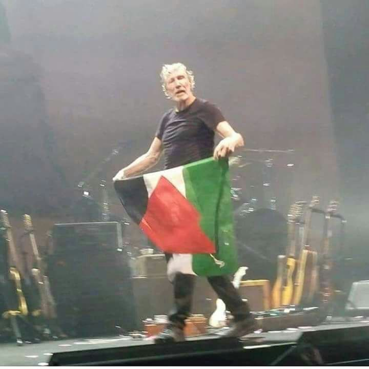Roger Waters: tribute to Gaza boats & plea to Lana Del Rey