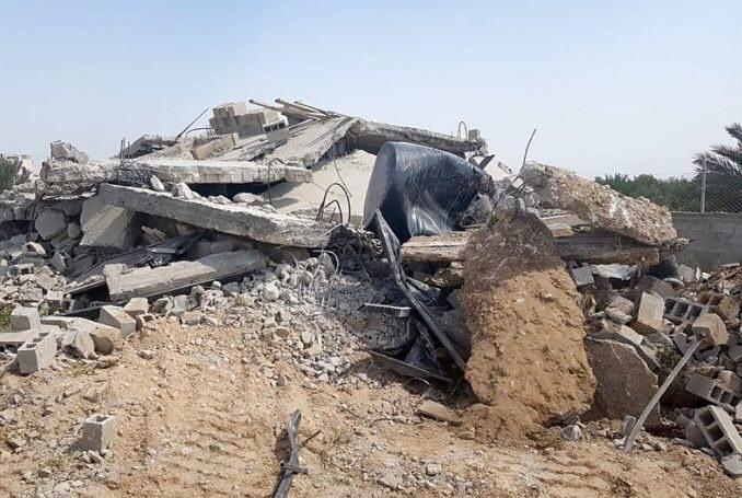 Israeli Forces Demolish Emergency Coronavirus Clinic for Palestinians